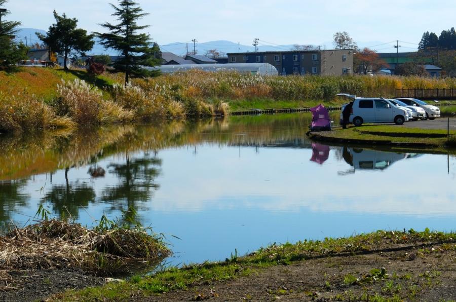 飯田沼つり公園