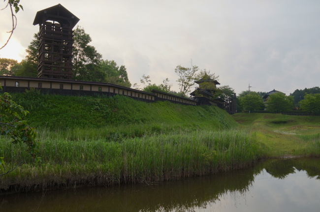 逆井城址公園