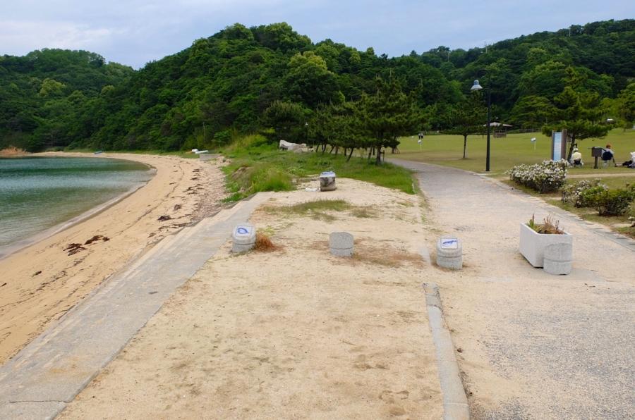 鴨池海岸公園