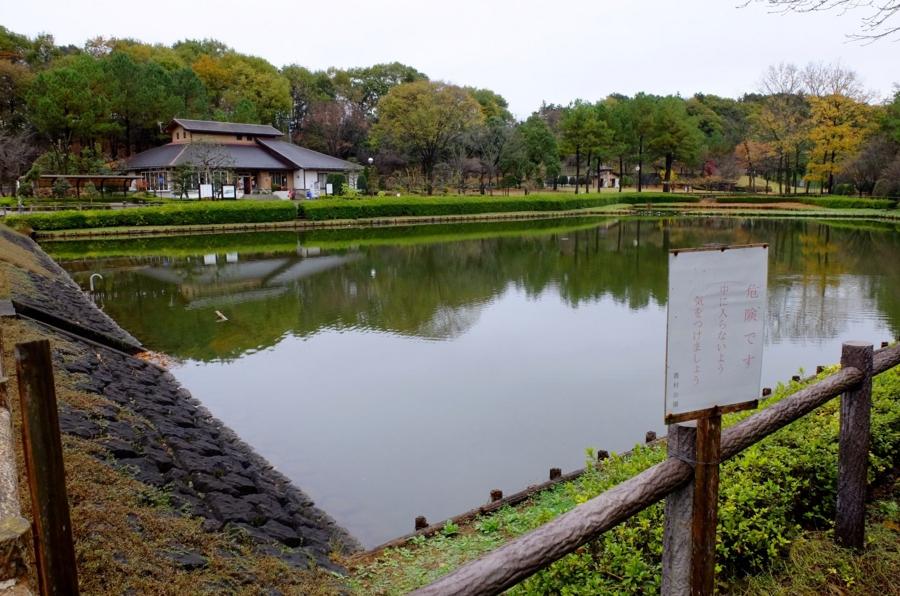 鳩山町農村公園