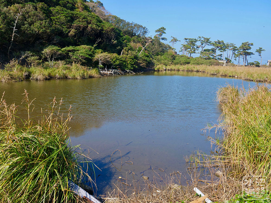蛇ヶ池と深蛇池