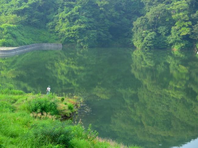 惣の関ため池