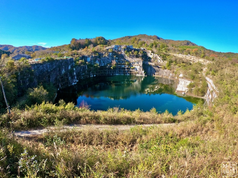 前山の丁場湖