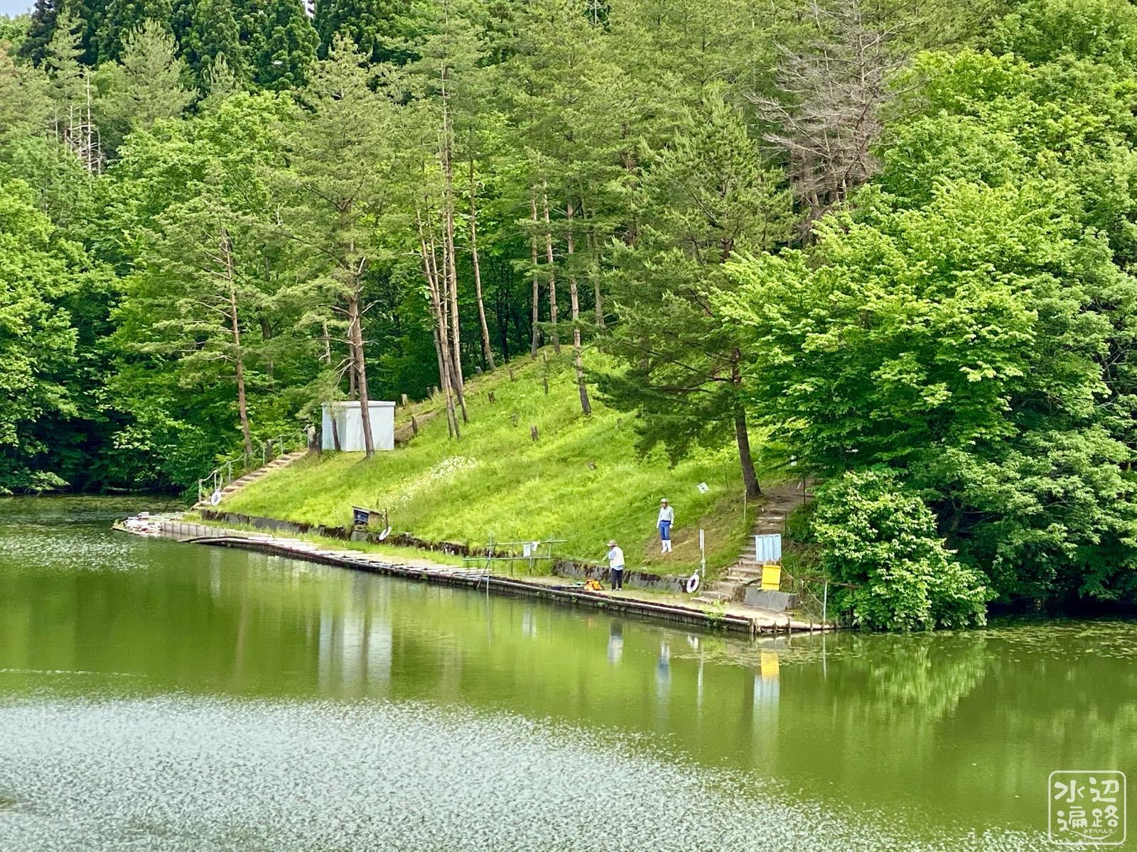 長岡市民釣り場